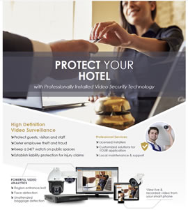Hotel Security Solutions
